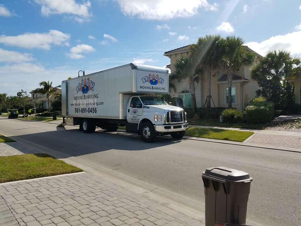 Jupiter Moving Truck