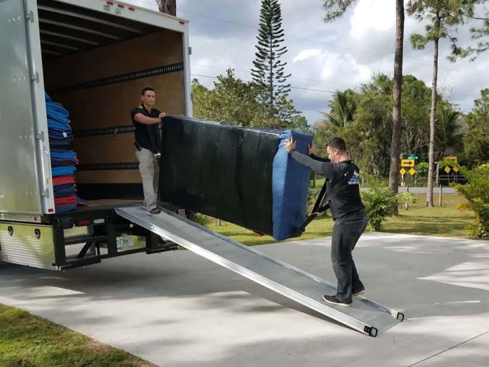 Moving Heavy Items in West Palm Beach