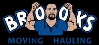 Brooks Moving and Hauling Logo