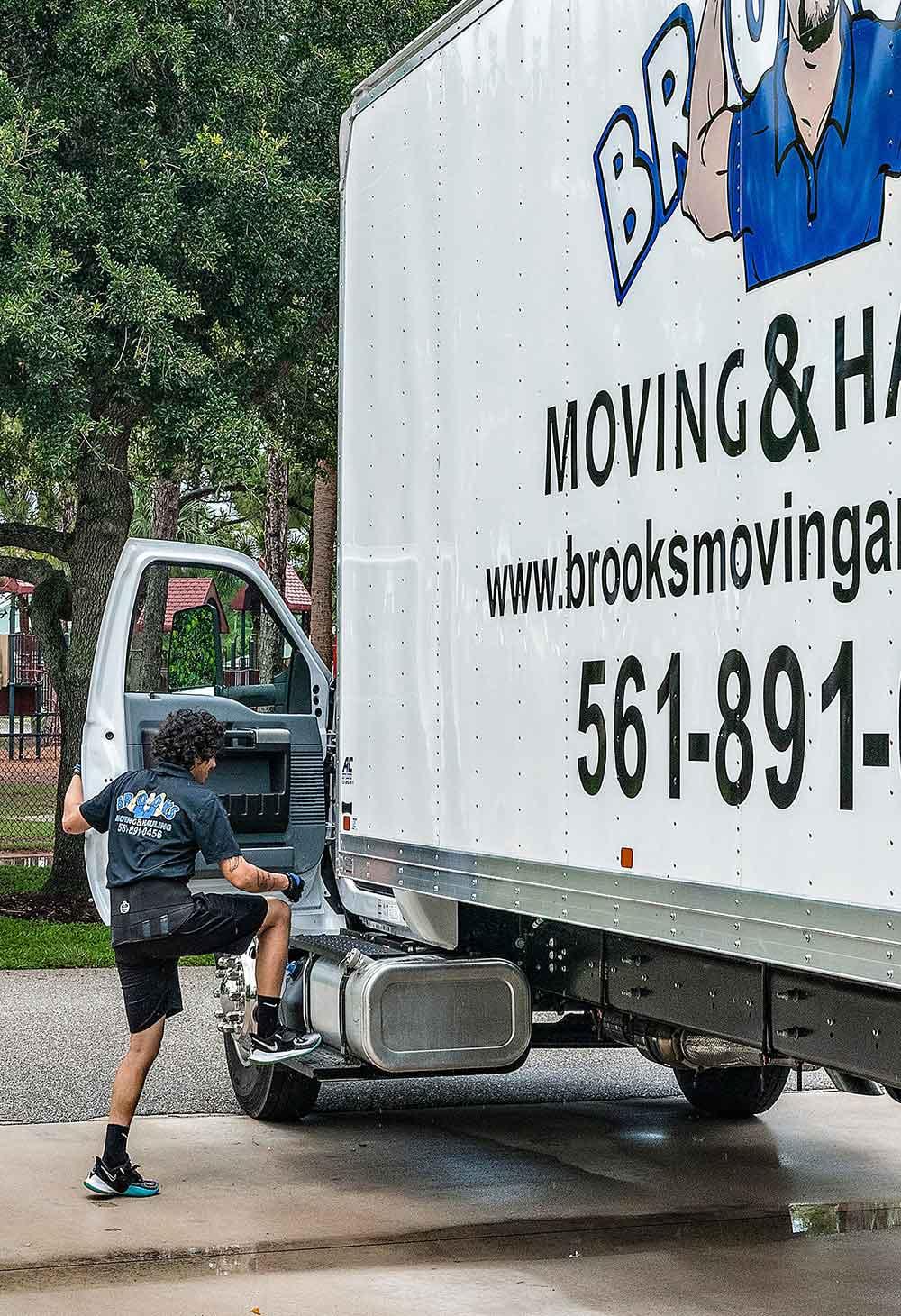 Moving Company Palm Beach Gardens